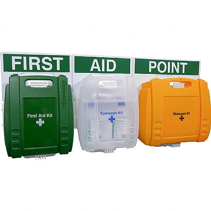 11-20 Persons Comprehensive First Aid Point