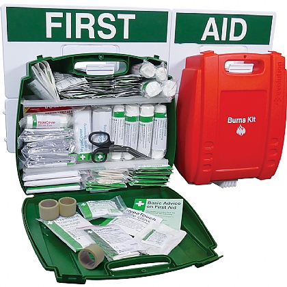 Catering First Aid Point, Green Case (Large)