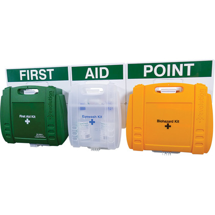 Evolution British Standard Comprehensive First Aid Point (Large)