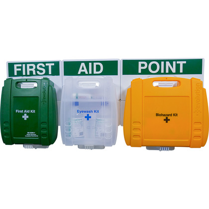 Evolution British Standard Comprehensive First Aid Point (Small)