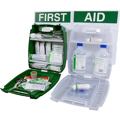 Evolution Eyewash & Catering First Aid Point (Small)