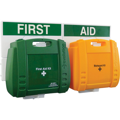 Evolution First Aid and Biohazard Point (Large)