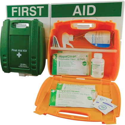 Evolution First Aid and Biohazard Point (Small)