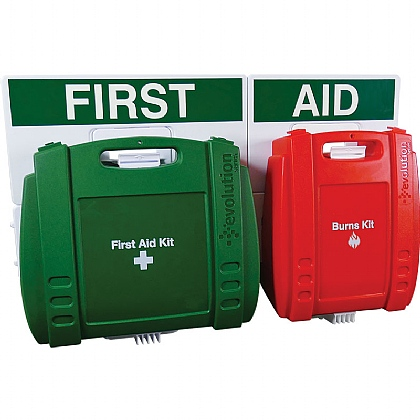 Evolution First Aid & Burns Point (Large)