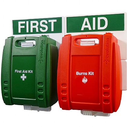 Evolution First Aid & Burns Point (Small)