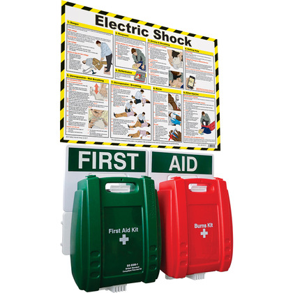 Evolution Electric Shock First Aid Point