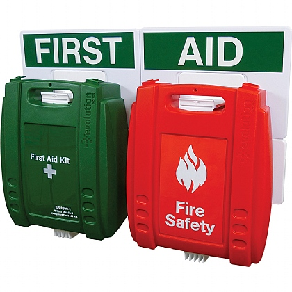 Evolution First Aid and Fire Safety Point (Medium)