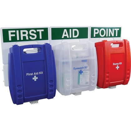 Evolution Comprehensive Catering First Aid Point (Blue Case - Small)