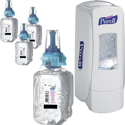 Purell ADX Advanced Hygienic Hand Rub Starter Pack