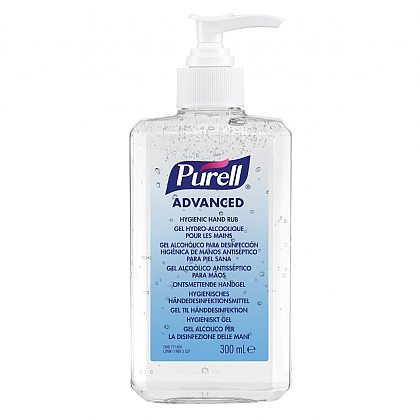 Purell Hygienic Hand Rub Pump 300ml