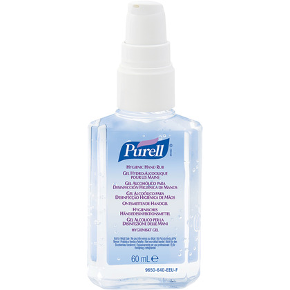 PURELL Hygienic Hand Rub 60ml