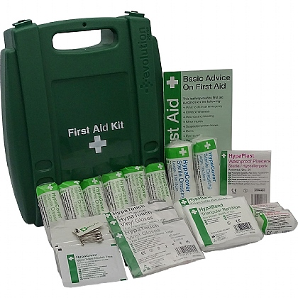 Evolution 1-10 Persons Statutory First Aid Kit