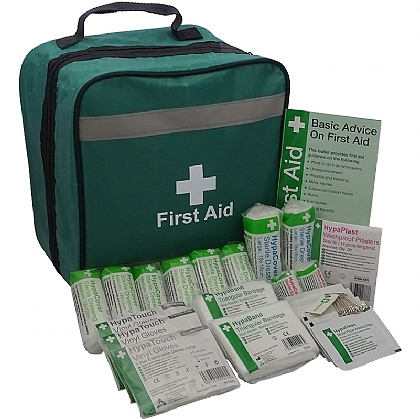 Compact Response 1-10 Persons Statutory First Aid Kit