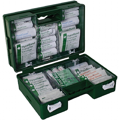 HSE Deluxe 1-10 Persons Catering First Aid Kit