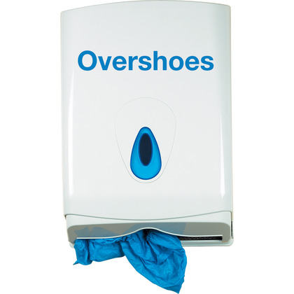 Overshoes Dispenser (Free Overshoes included)