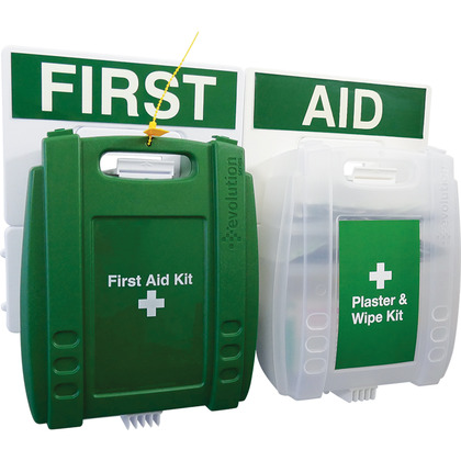 Evolution First Aid and Plaster & Wipe Point (Small)