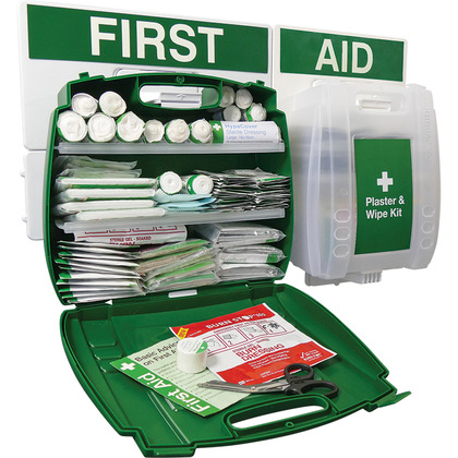 Evolution First Aid and Plaster & Wipe Point (Large)