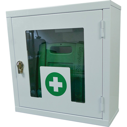 Thumb Lock First Aid Cabinet