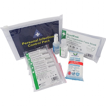 Personal Infection Control Pack