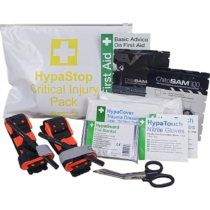 HypaStop Critical Injury Pack, Professional