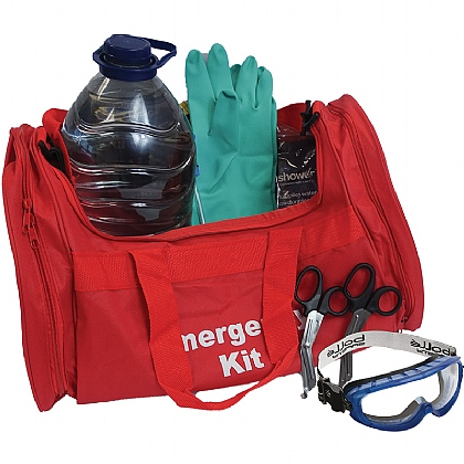 Decontamination Kit for Chemical and Acid Attacks 1 x 5L
