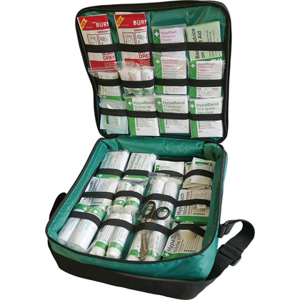 British Standard Compliant First Response First Aid Kit (Medium)
