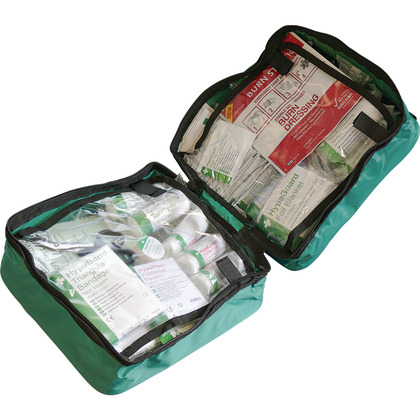 British Standard Compliant First Aid Grab Bag (Large)
