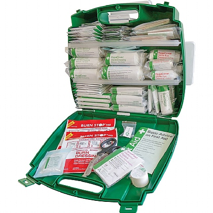 Evolution Plus British Standard Compliant Workplace First Aid Kit (Large)
