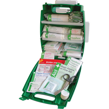 Evolution Plus British Standard Compliant Workplace First Aid Kit (Medium)
