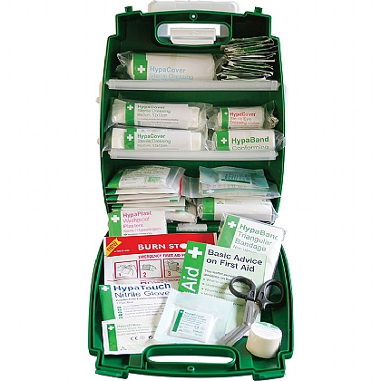 Evolution Plus British Standard Compliant Workplace First Aid Kit (Small)