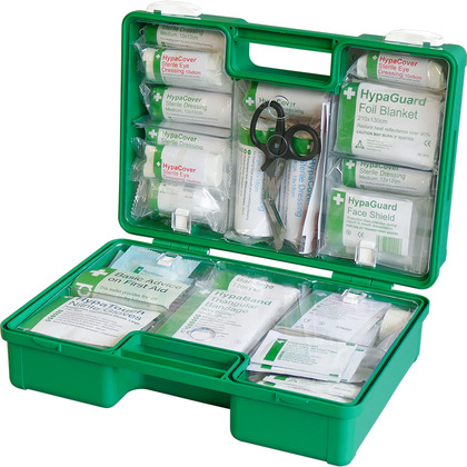 British Standard Compliant Deluxe Workplace First Aid Kit (Large)