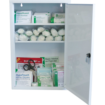 British Standard Compliant First Aid Cabinets (Large)