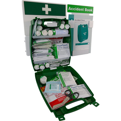 British Standard Compliant Modular First Aid Pack (Medium)