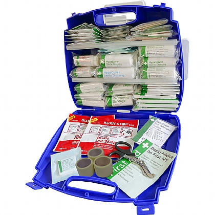 Blue Evolution Plus Catering First Aid Kit BS8599 (Large)