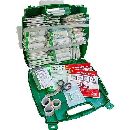 Green Evolution Plus Catering First Aid Kit BS8599 (Large)
