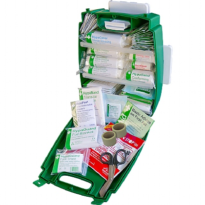 Green Evolution Plus Catering First Aid Kit BS8599 (Medium)