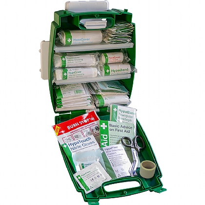 Green Evolution Plus Catering First Aid Kit BS8599 (Small)