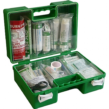 British Standard Compliant Deluxe Catering First Aid Kit (Small)