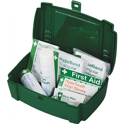 1 Person Off-Site Travel & Eyewash Kit