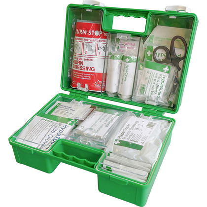 Minibus and Bus First Aid Kit in Heavy Duty ABS Box