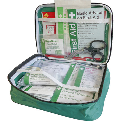 Truck and Van First Aid Kit in Pouch