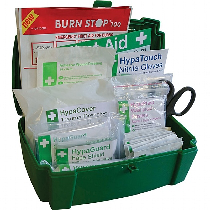 Evolution Travel and Motoring First Aid Kit - Pack of 6