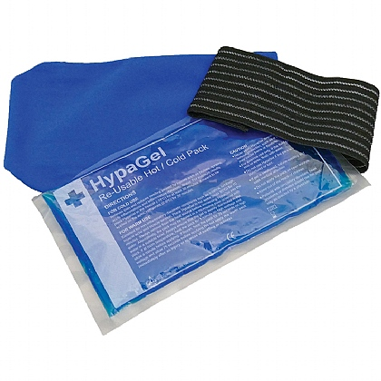 HypaGel Hot/Cold Large Pack with Compression Cuff