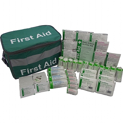 Haversack 21-50 Persons Statutory First Aid Kit
