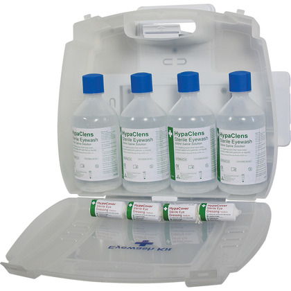 HypaClens Evolution Plus 4x500ml Eyewash Kit