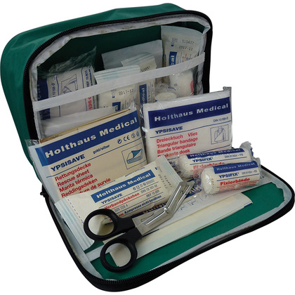 Din 13164 European Motoring First Aid Kit
