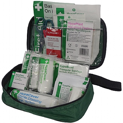 General Purpose First Aid Kit in Nylon Case