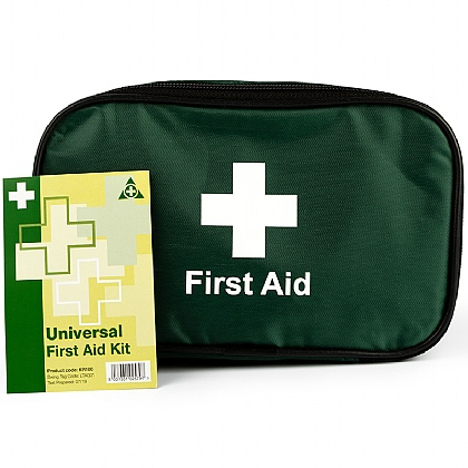 Universal First Aid Kit in Bag