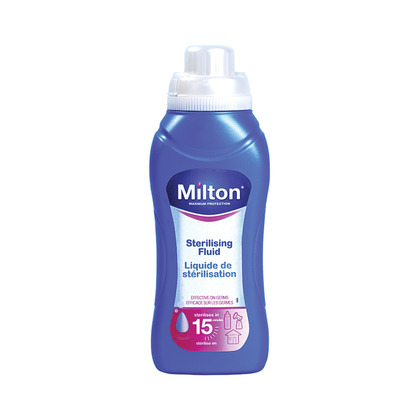 Milton Sterilising Fluid, 500ml