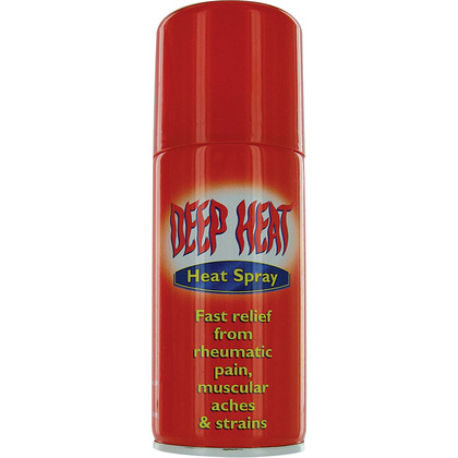Deep Heat Spray, 150ml